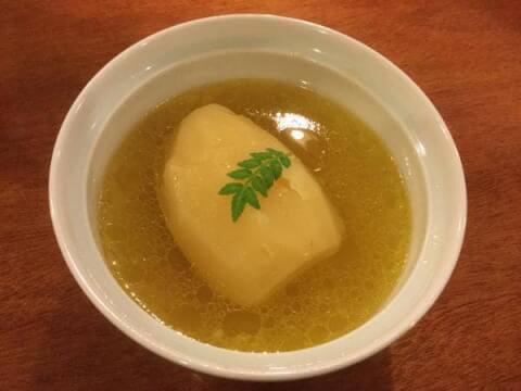 味百仙_札幌_居酒屋_ジャガイモのバター煮