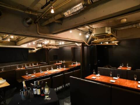 渋谷個室イタリアンダイニング アジト リュクス 渋谷 忘年会 おすすめ 個室 東京 イタリアン
