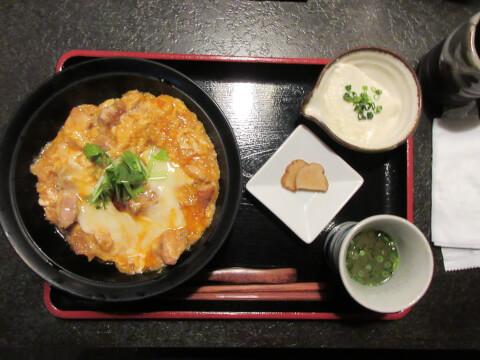 神楽坂 親子丼