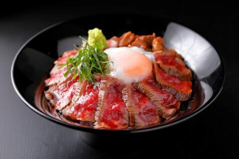 あか牛丼 あか牛dining yoka-yoka KITTE博多 レストラン