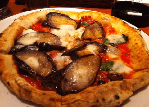 バンバール-ピザ