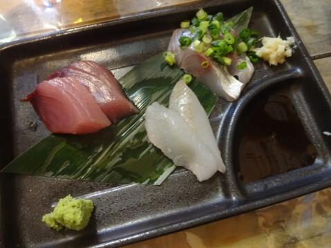 秋葉原 居酒屋 アキバの酒場 魚料理