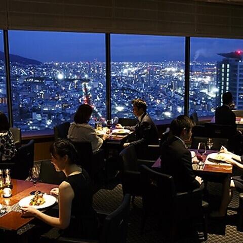 Level 36 ANAクラウンプラザホテル神戸 神戸 デート ディナー おすすめ