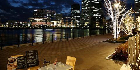 アニヴェルセル カフェ みなとみらい横浜 おすすめ フレンチレストラン ディナー