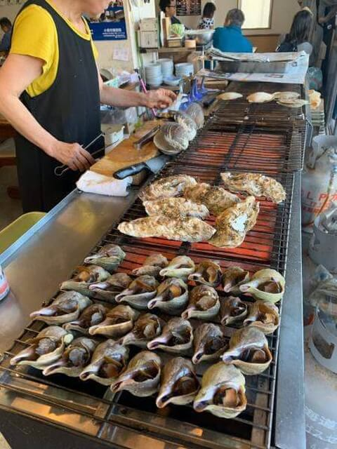 青塚食堂の料理画像
