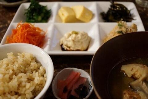 京おばんざい薬膳定食