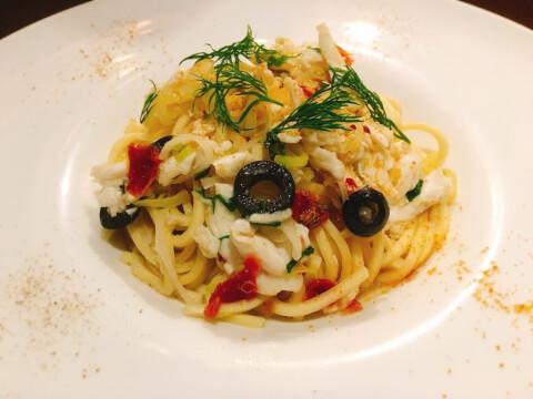 六本木 イタリアン ディナー レストラン ARIA 熟成魚 カルパッチョ