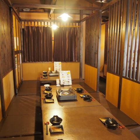 ありが十。 京都 居酒屋 肉 和食 個室