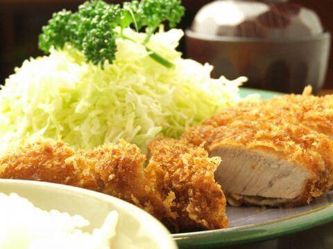 とんかつ万喜 阿佐ヶ谷 おすすめ ランチ 和食