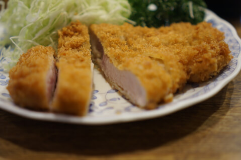 ゆたか浅草 おすすめ ランチ 肉 とんかつ