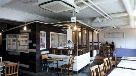 表参道 おすすめ カフェ AtoZ cafe
