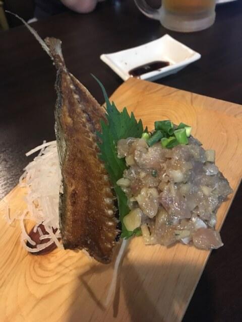バッハ 渋谷 居酒屋 安い 海鮮 魚介 和食