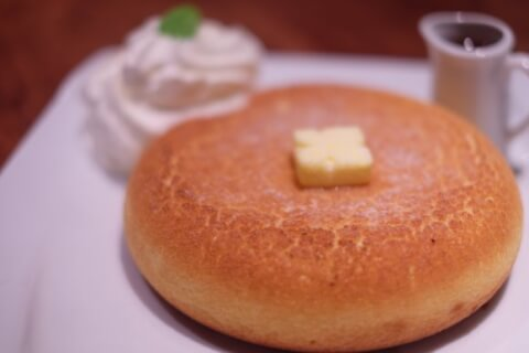石窯ホットケーキ