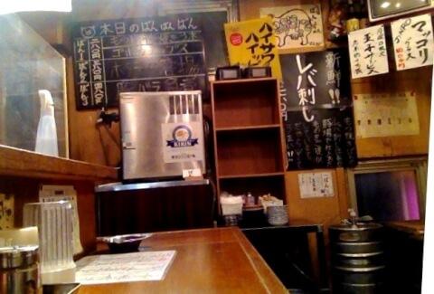 五反田 居酒屋 ばん おすすめ 安い ウマい もつ焼き 大衆酒場 せんべろ