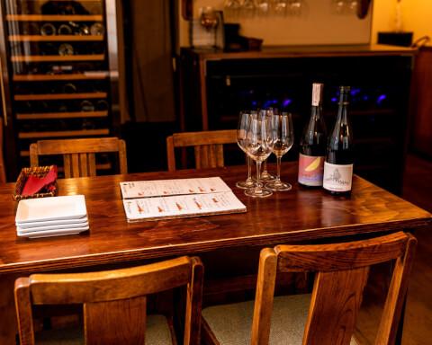 ワイン蔵バンカン 中野 居酒屋 おしゃれ 女子会 デート ワイン 和食