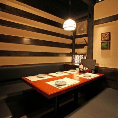 神田、居酒屋、番屋、個室