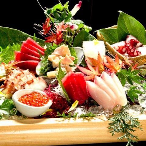 神田、居酒屋、番屋、料理、刺身