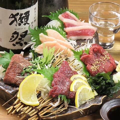 馬場の美和食 さしうま 高田馬場 居酒屋 個室 宴会 和食 肉 女子会