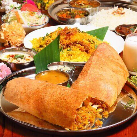 南インド食堂 Beans on Beans 神田 おすすめ カレー