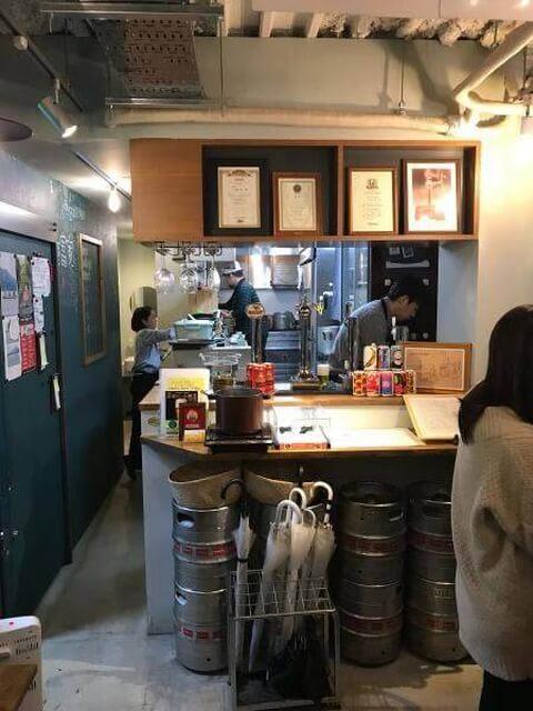 中野のおしゃれで安いおすすめ居酒屋、女子会にも人気の麦酒大学