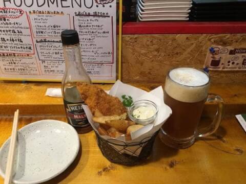中野のおしゃれで安い個室付きのおすすめ居酒屋、ビール工房
