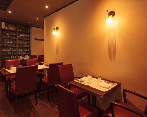ワインバー&レストラン ブテイユ 湯島 東京 おすすめ ビブグルマン