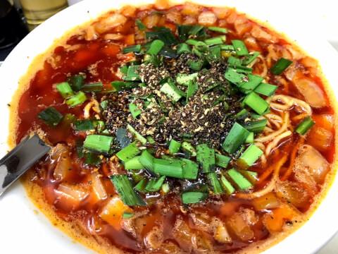 荻窪 おすすめ ラーメン ビンギリ 勝浦タンタン麺