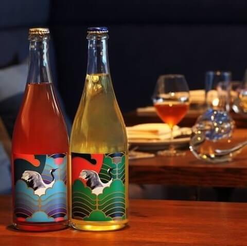 biodinamico 自社生産ワイン