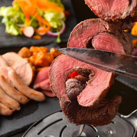 シュラスコ肉酒場 BONE 料理画像