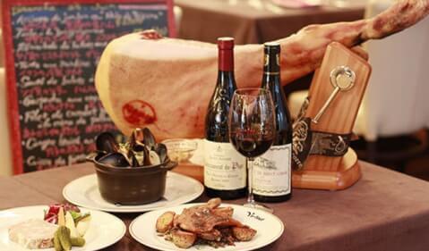 六本木 ディナー フレンチ レストラン ブラッセリーヴァトゥ コース料理