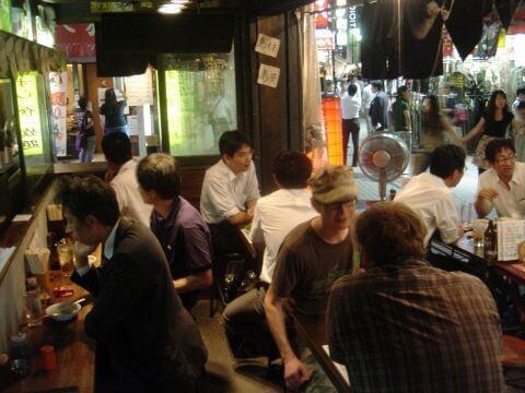 やきとり 上野文楽 上野 居酒屋 日本酒 焼き鳥