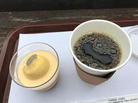 飯田橋ーカナルカフェ
