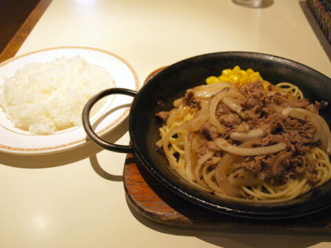 御茶ノ水 ランチ 洋食 キッチンカロリー カロリー焼き