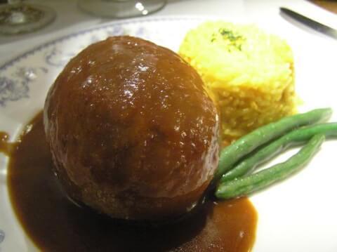 御茶ノ水 ランチ 洋食 CAPAFAH(サラファン)ハンバーグランチ