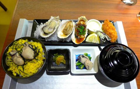 カーブ東京料理
