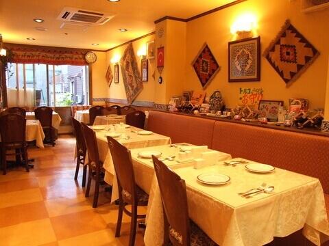 トルコ料理レストラン チャンカヤ