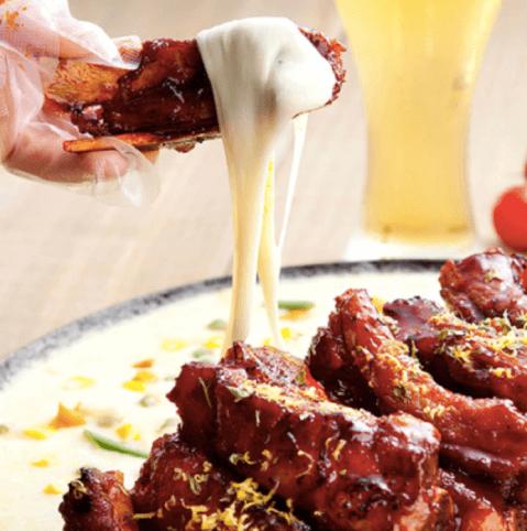 Korea Fusion Food ヘラン 新大久保 チーズタッカルビ ランチ おすすめ