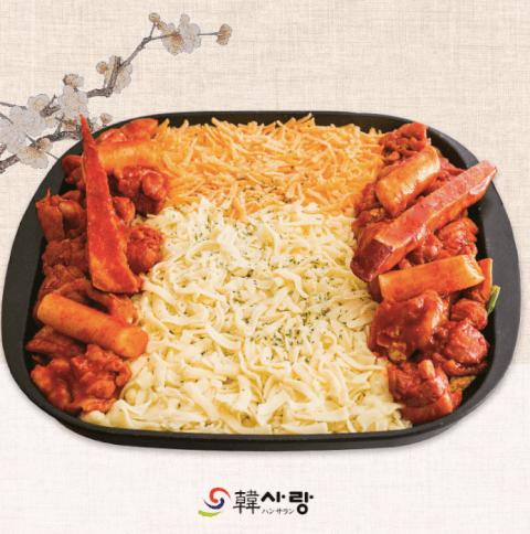 韓国家庭料理 韓サラン新大久保 本館 チーズタッカルビ ランチ おすすめ