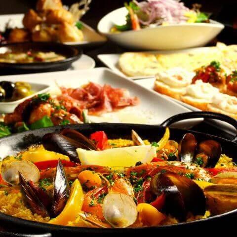 シェフズバルの料理画像