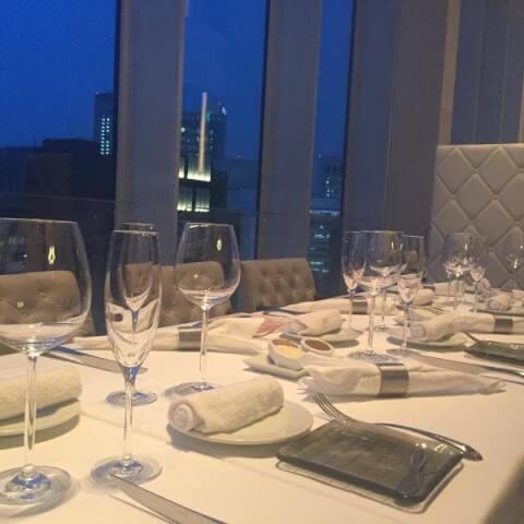 銀座のおしゃれで安いフレンチディナー、個室つきで誕生日や記念日デートにおすすめのGINZA chez tomo