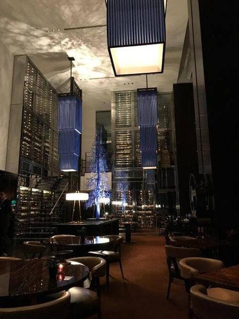 新橋でディナーにおすすめのおしゃれなお店、誕生日デートや女子会にも人気のチャイナブルー