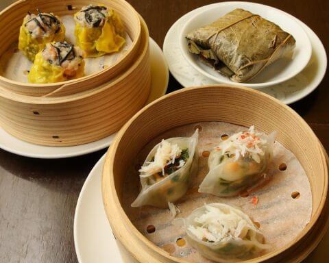 新宿 ディナー チャイナムーン 中華料理
