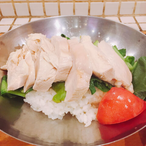 meguro-lunch-chingming-chickenrice