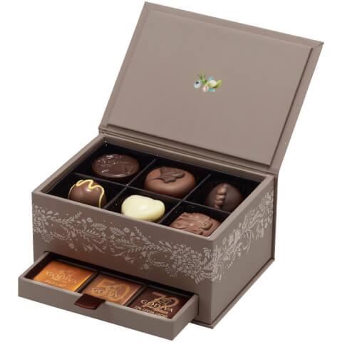GODIVA グランプラス  バレンタイン チョコレート 本命チョコ