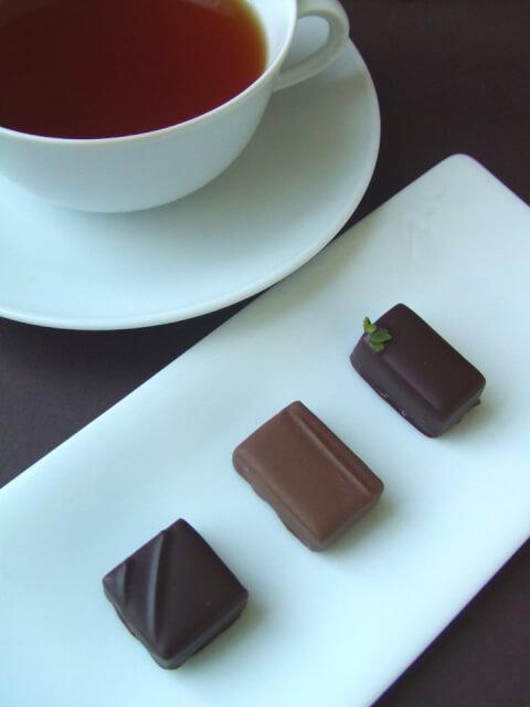 ショコラテイスティング