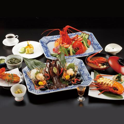 中納言コース料理 中納言 梅田 ディナー 東梅田 個室 海鮮 和食 魚介 夜景  おすすめ