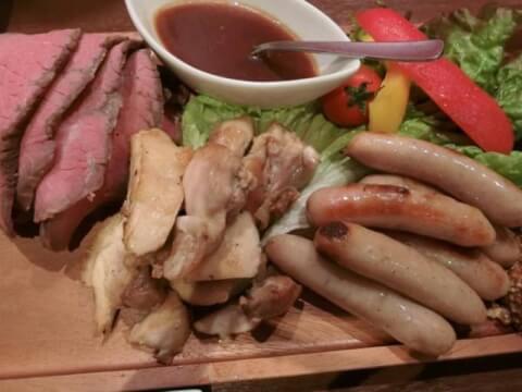 麻布肉バル CICCIO 麻布十番 東京 おすすめ 肉バル