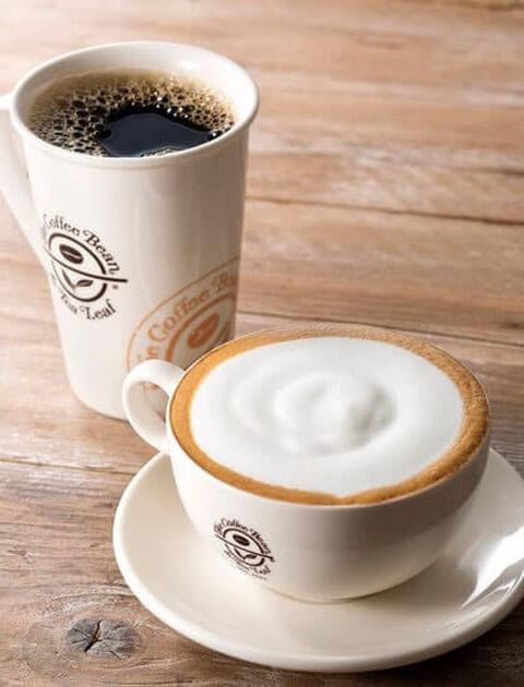 The Coffee Bean & Tea Leafコーヒー画像