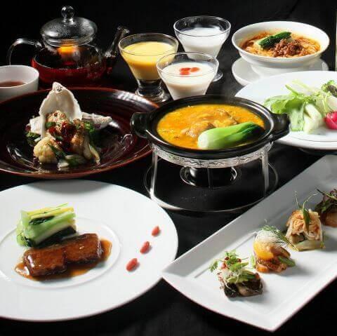 四川飯店料理