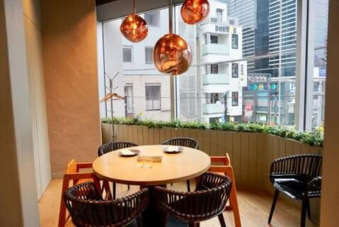 cosme kitchen adaptation 恵比寿 ランチ